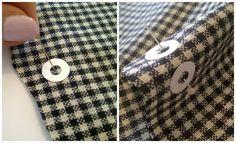 An alternative to tailor tacks?