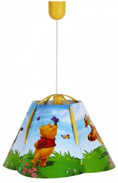 candelabru winie the pooh DUO SHAPE 4887 marca RabaLux
