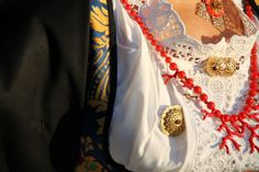 Gioielli tradizionali sardi #Sardara #Sardegna