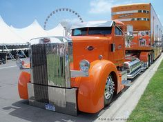 1990 Peterbilt Custom Big Rig Truck, Show Chrome   SealingsAndExpungements.com 888-9-EXPUNGE (888-939-7864) 24/7  Free evaluations/Low money down/Easy payments.  Sealing past mistakes. Opening new opportunities.
