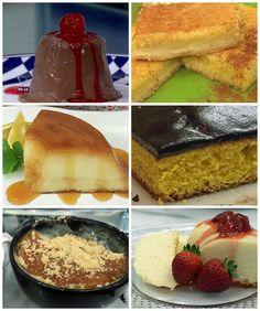 Receitas fáceis de doces e bolos de liquidificador. #MaisVocêPT