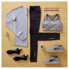 Running clothes are amazing.