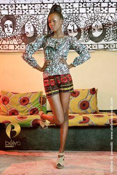 African Fashion Prints