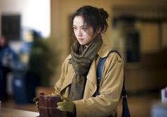 Movie: Late Autumn. Tang Wei, from Lust, Cautions.
