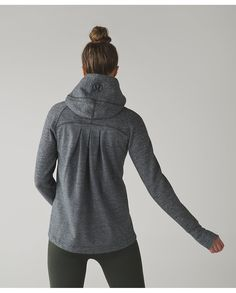Pleat To Street Hoodie