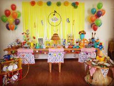 Festa Palavra Cantada #palavracantada #festapalavracantada #festasaudavel #birolices #kidsparty #kidspartyidea