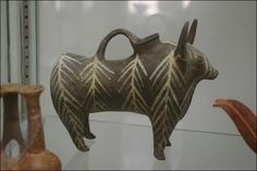 bull shaped rhyton Late Bronze Age -  Cyprus