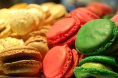 Macarons del Horno de San Onofre