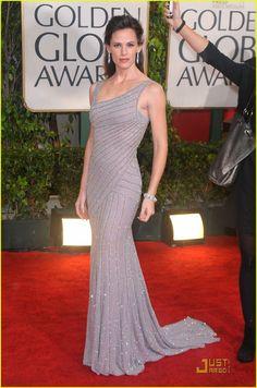 Jennifer Garner - Golden Globes 2010 Red Carpet