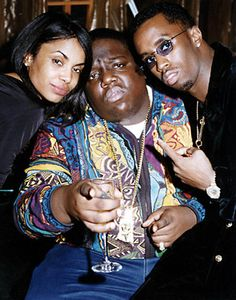 diddy and biggie relationship with lil