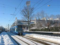 Strassenbahn, Ruhrstadion