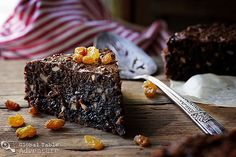 "Recipe: Caribbean Black Cake   ( I wonder if I could do this like I do my friendship cake at Christmas, not use rum but use yeast and sugar to ""marinate"" the fruit.  Will have to think on this one!)"