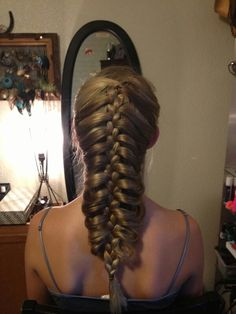 The viking princess braid!!
