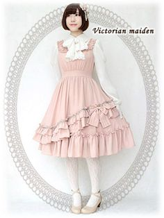 Victorian maiden | Fairy Gather Ribbon JSK