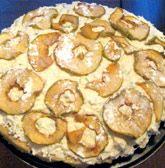 Appel-citroen taart