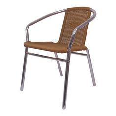 Stackable cafe chairs featuring Marlo design available in range of colours to coordinate with other cafe furniture Reception Furniture, Cafe Furniture, Outdoor Furniture, Ningbo, Bistro Chairs, Cafe Chairs, Garden Table And Chairs, Outdoor Chairs, Outdoor Decor