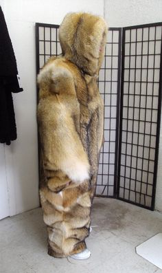 Coyote Double sided Snow Suit