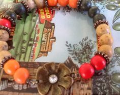 Butterfly Bracelet Soapstone Bracelet Women's by Ivanwerks on Etsy