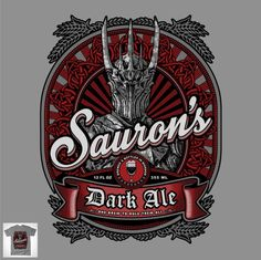 /by Brain Factory T-Shirt Le Seigneur des Anneaux The Lord of The Rings/