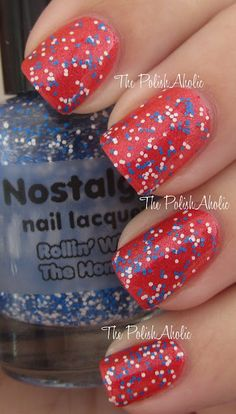 Nostalgic Nail Lacquer: Rollin's With The Homies (Clueless Collection)