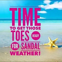 Are you toes ready for flip-flop season?? There are lots of adorable, summer wraps to choose from!