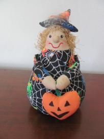 New Cute Halloween Witch Free Shipping $14.45