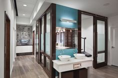 Tasios Orthodontics - Brushing Station