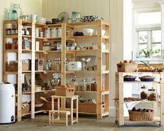 The Pantry.