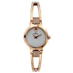 Women Quartz Wrist Ninasill Watch (White) => Special offer ...