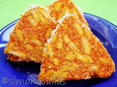 Salam de biscuiti de post cu morcovi si cocos 3 Potato Cakes, Sweet Tarts, Coco, Sweet Potato, French Toast, Potatoes, Sweets, Breakfast, Foods