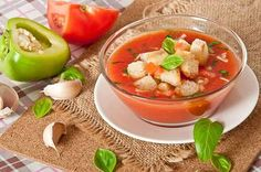 Spanish English food glossary will help you with all the most common food words in Spanish and English. Gazpacho Soup, Ciabatta, Soup Recipes, Healthy Recipes, Healthy Food, Turkish Kitchen, English Food, Spanish English, Food Words
