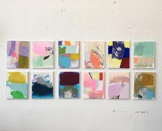 Emily Filler (@emilyfiller) • Instagram photos and videos Small Art, Contemporary Paintings, Mixed Media, Collage, Photo And Video, Collection, Instagram, Videos, Photos