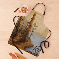 Apron Designs, T Art, Jenni, Full Moon, Print Design, Art Prints, Landscape, Printed, Awesome