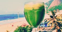 Suco Detox: Receitas das famosas de suco verde, suco rosa e outros – Terra