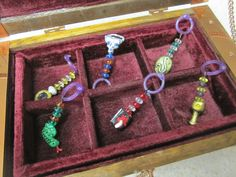 Horcrux stitch markers
