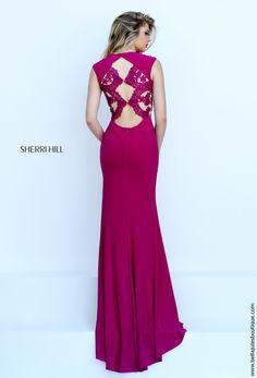 Sherri Hill prom dress style 50286
