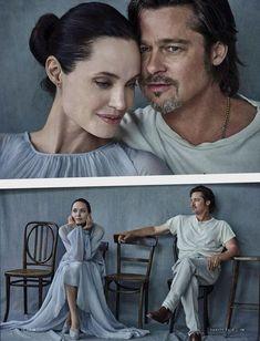 Брад Пит и Анджелина Джоли – една специална двойка | Tialoto.bg