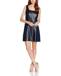 Trussardi Jeans Vestido Piel