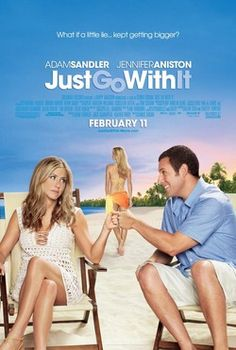 Just Go with It (2011)-Adam Sandler, Jennifer Aniston