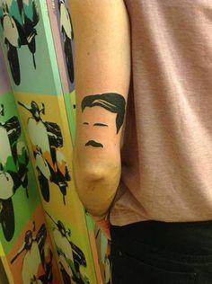 NIKOLA TESLA. Presente en la vida de sus Admiradores. (Magnifico Tattoo)