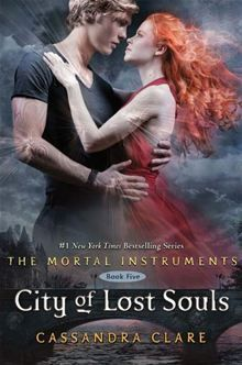 City of Lost Souls  By Cassandra Clare  Follow me!