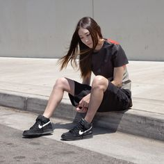 We Are Selecters · NYLON x NIKEiD sneakers