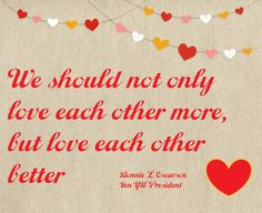 Love each other better-- Bonnie L Oscarson General Women's Conference 2014 LDS