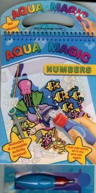 Numbers: Aqua Magic