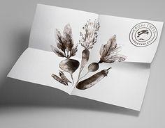 "Check out new work on my @Behance portfolio: ""Krishi Cress Vegetables Branding""…"