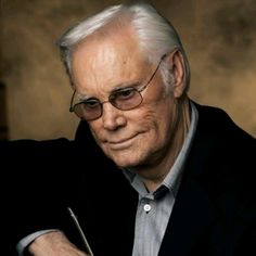George Jones...I took my husband to see him on our anniversary several years ago, George Jones will always be his favorite :)