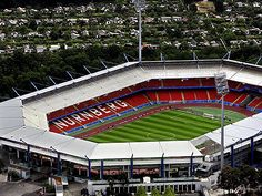Frankenstadion - Nuremberg, German (USA vs Ghana in 2006 World Cup)
