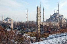 Byzantine hippodrome, Constantinople