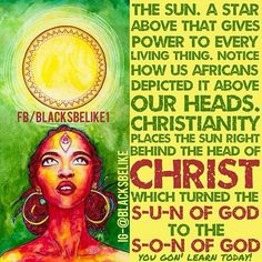 Kemetic Spirituality   African Spirituality/Black Consciousness ...