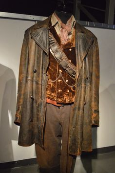 Costume of the War Doctor | Flickr - Photo Sharing!